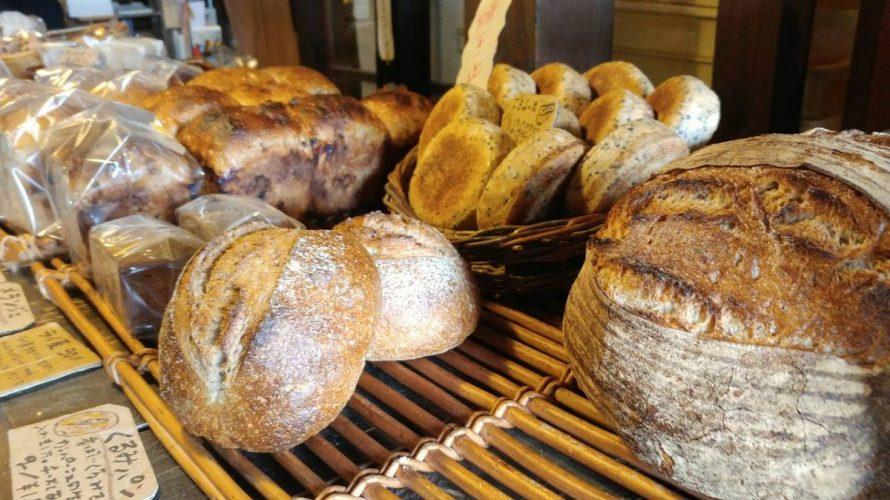 上田市の天然酵母パン屋さん まとめ