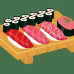 上田駅周辺の寿司店舗まとめ